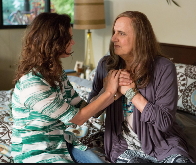 A scene from 'Transparent' now streaming on Amazon.