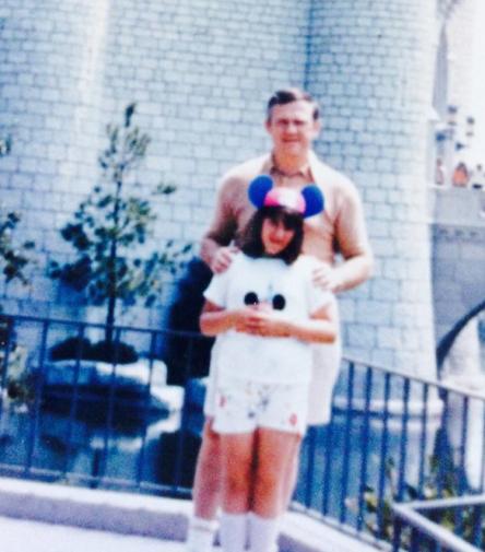 dad&meinDisney