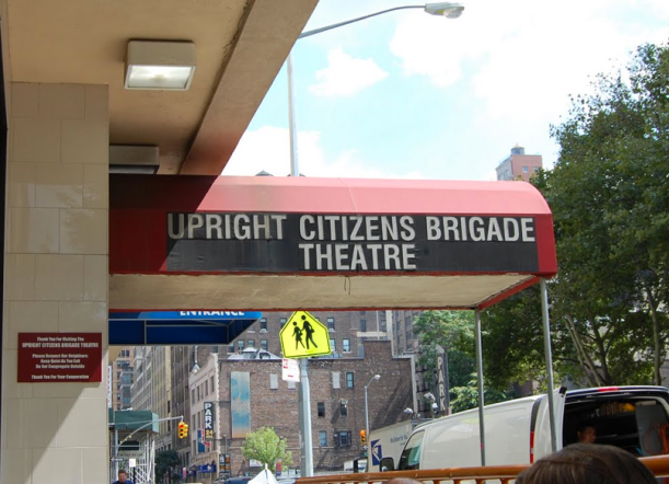 Upright Citizens Brigade Theatre, New York. Photo by Debi Rotmil