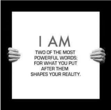 The Great 'I AM'