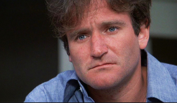 "Robin Williams as T.S. Garp in ""The World According to Garp"" (Warner Bros)"