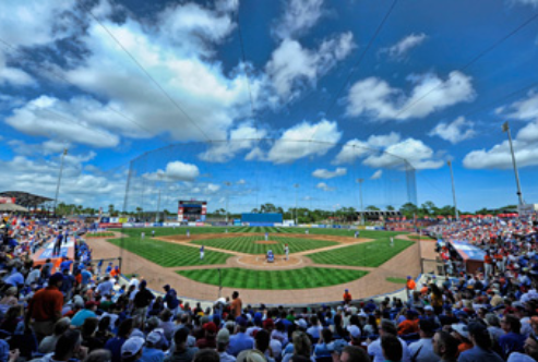 mets spring training